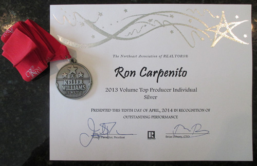 Top Realtor in Andover - Ron Carpenito