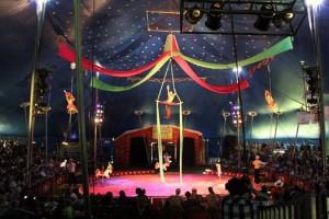 Circus in North Andover MA