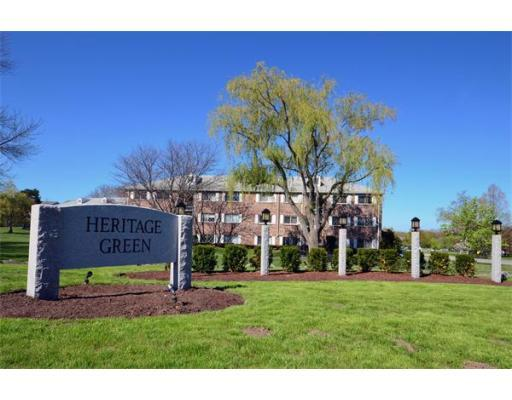 Hertitage Green Condominium North Andover