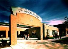 Thomson Elementary School North Andover MA