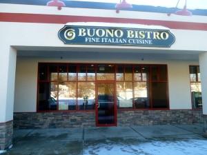 Buono Bistro Restaurant North Andover MA