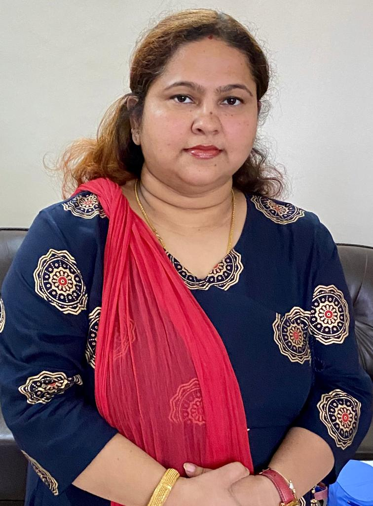 Dr Smita Jha of Tata College