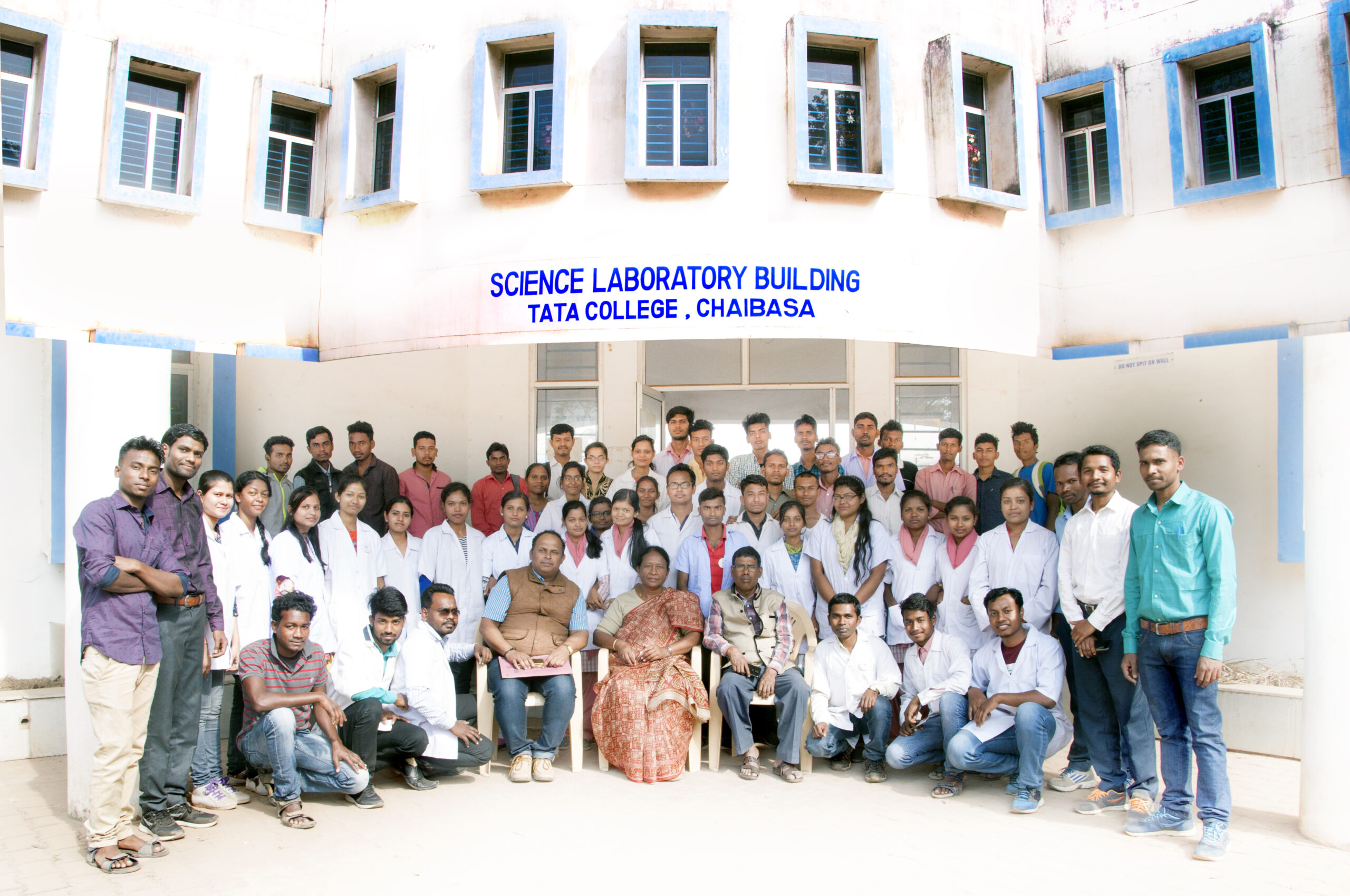 Tata College Science Faculty