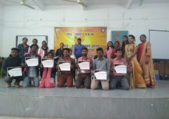 Tata College Awards Students