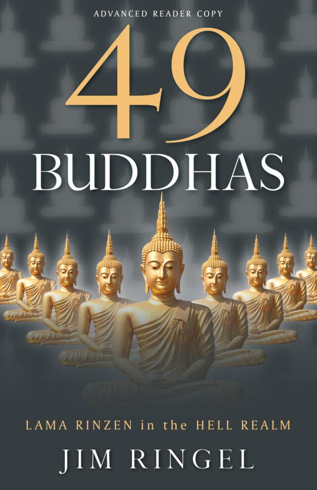 49 Buddhas by Jim Ringel