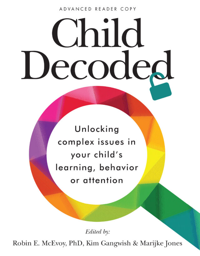 Child Decoded by Robin McEveoy, Kim Gangwish and Marijke Jones