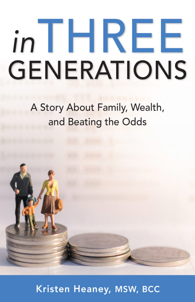 In Three Generations by Kristen Heaney, MSW, BCC