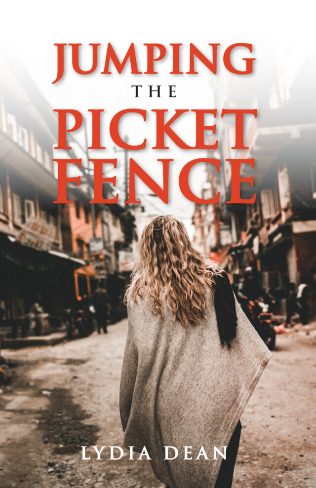 Jumping The Picket Fence by Lydia Dean