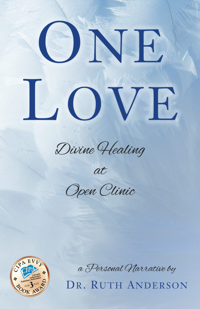 One Love by Dr. Ruth Anderson