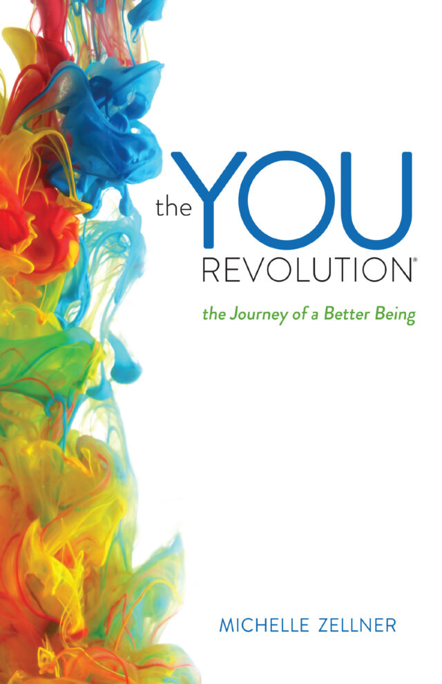 The You Revolution by Michelle Zellner