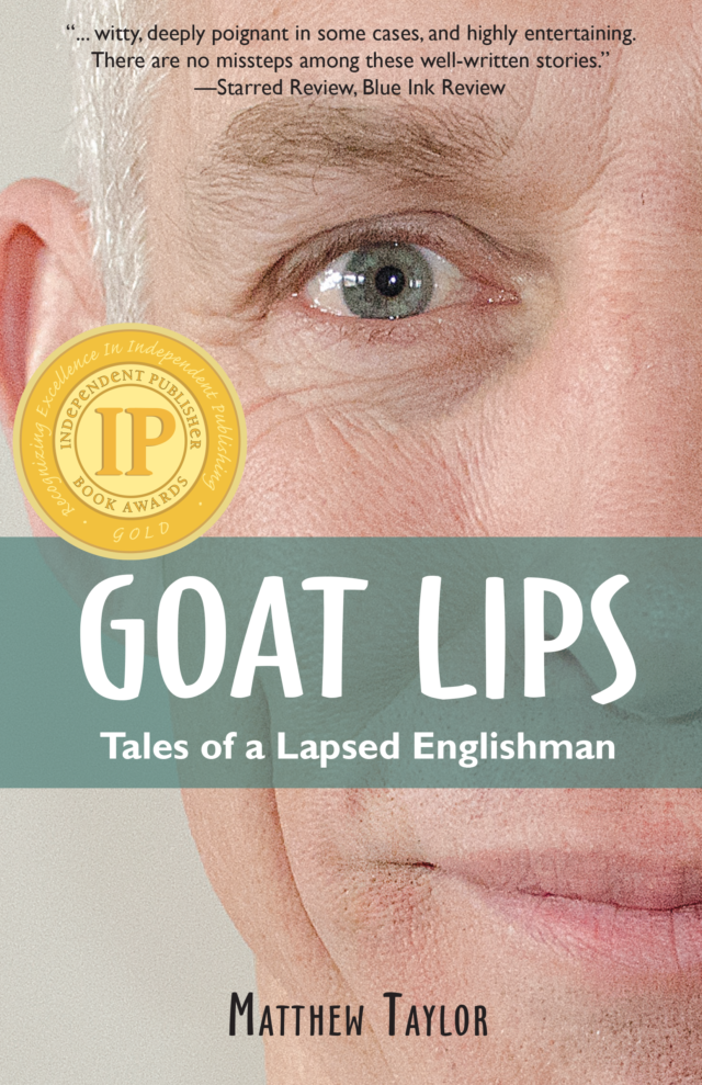 Goat Lips by Matthew Taylor