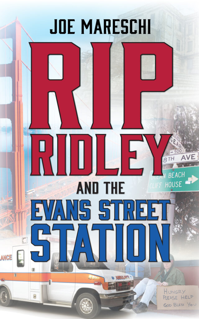 Rip Ridley and The Evans Street Station