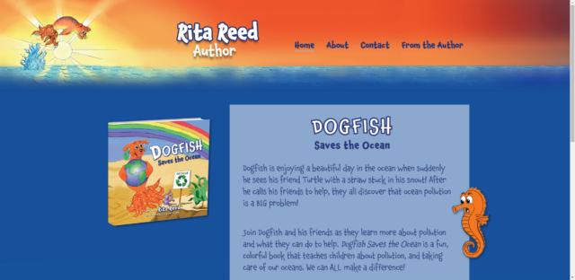Rita Reed Author Website