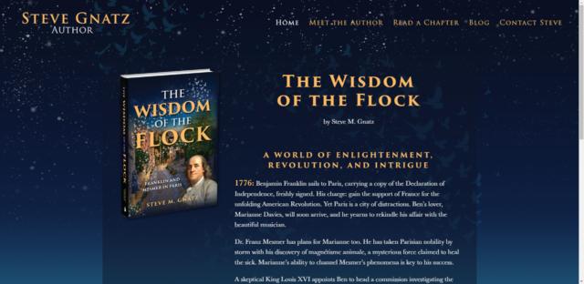 Steve Gnatz Author Website
