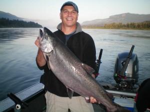 30 lb salmon