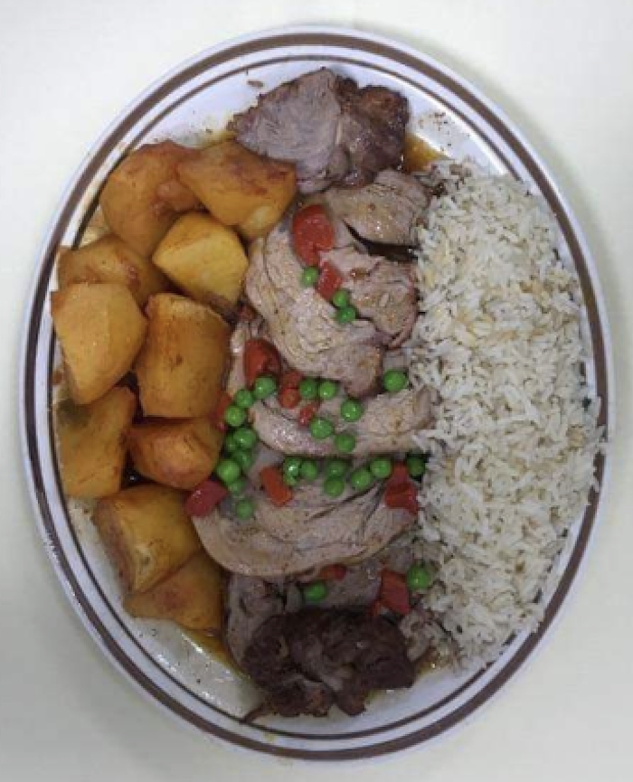 Spanish Potato Grill offering Curbside Pick up or Delivery