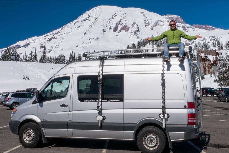 Sprinter Van Accessories Tour