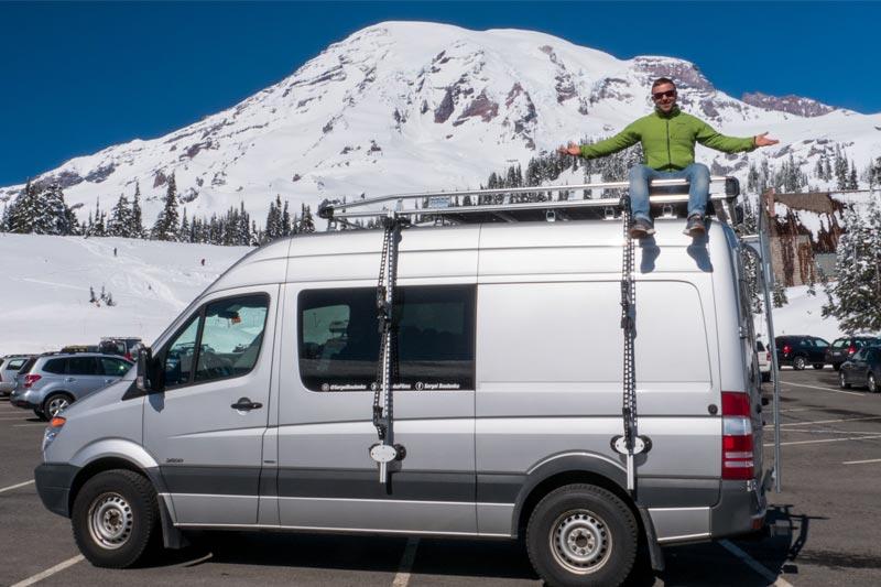 Sprinter Van Accessories Tour