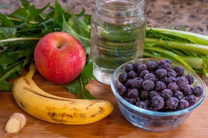 Green Smoothie 101: Don't Fear Fruit Sugar