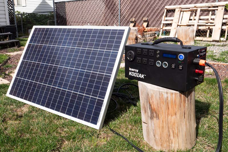 A Beginner's Guide To Renewable Solar Power For Van Life