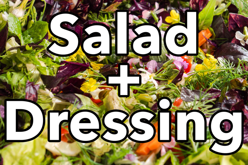 How to Make A Tasty Salad Every Time