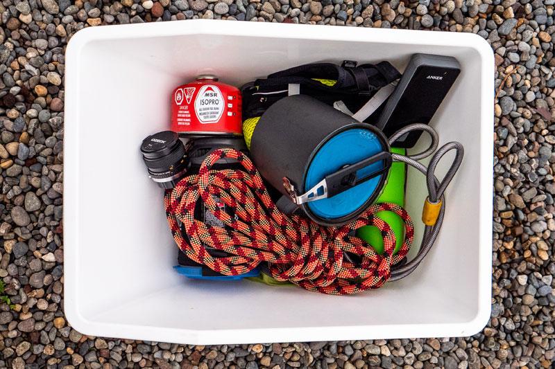 3 Simple Storage Ideas for DIY Camper Vans