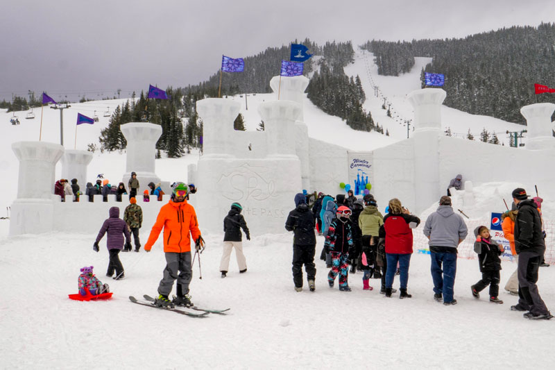 Winter Carnival at White Pass Ski Area