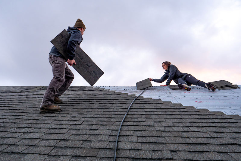 Tips and Tricks for Roofing a House