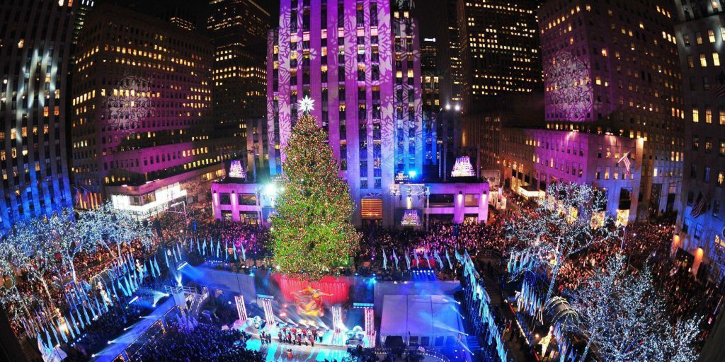 christmas on NY min Best Tour Place