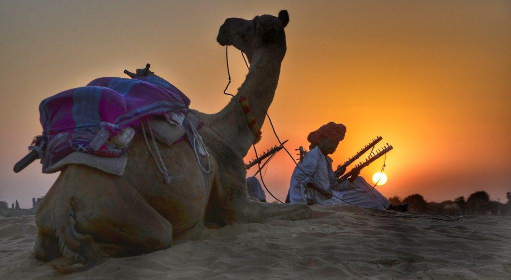 Rajasthan Popular traveling destination