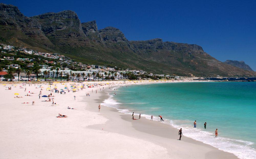 Camps Bay Beach Cape Town Best Tour Place