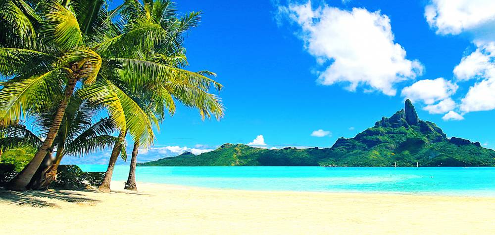 Matira Beach Bora Bora Best Tour Place