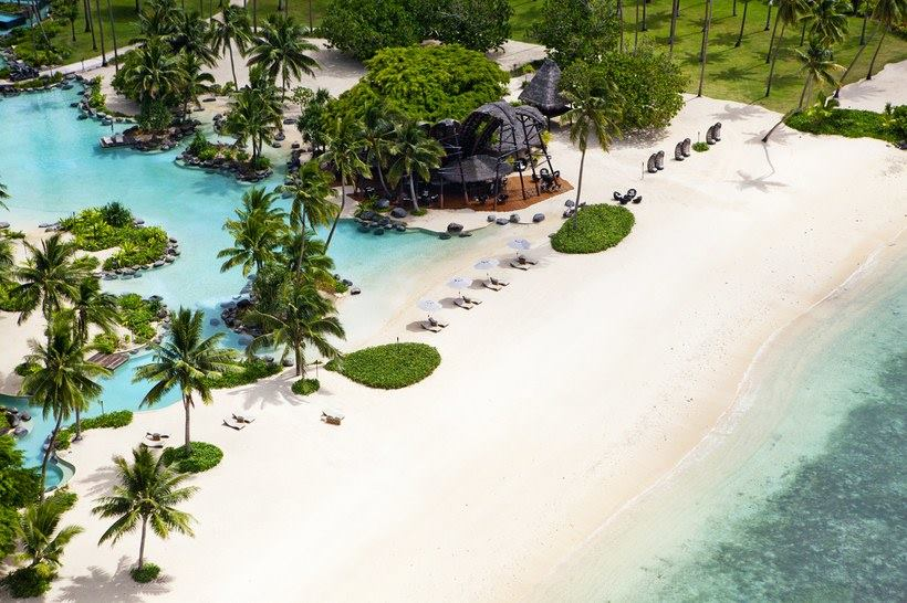 Seagrass Bay Laucala Island Island Best Tour Place