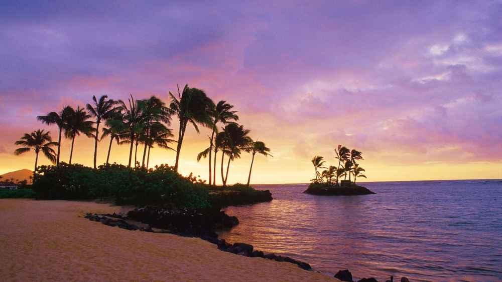 Sunset Beach Oahu Hawaii Best Tour Place