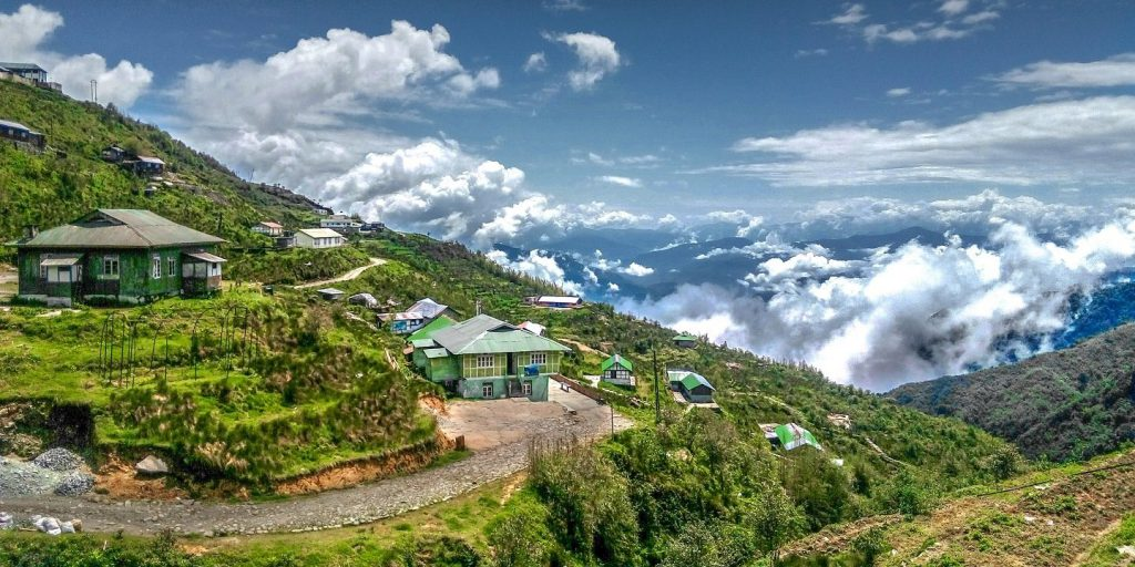 Darjeeling in Summer