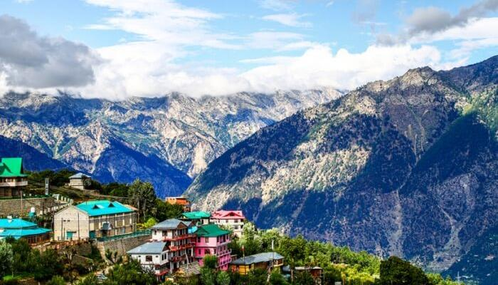 Manali in Summer