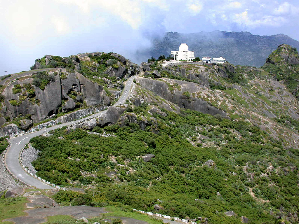 Mount Abu in Summer