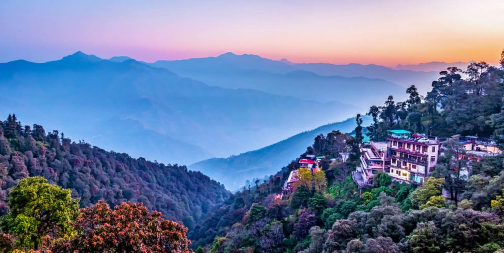 Mussoorie In summer