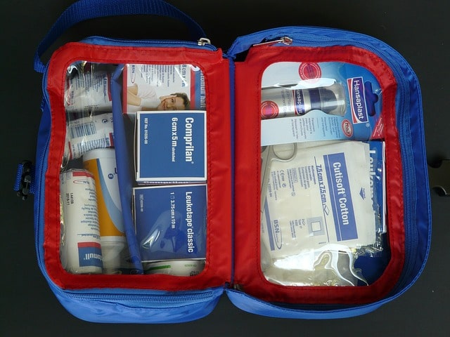 Carry all the First Aid Kit and medicines with you