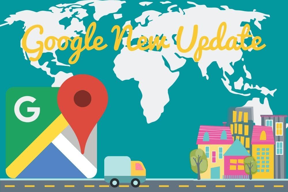 Google Maps Update Help Travelers in COVID-19