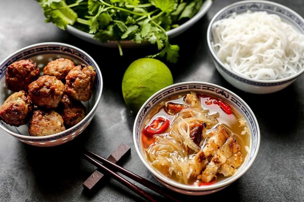 Bún Chả – Vietnamese National Favorite Food
