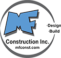 MF Construction Inc. Logo