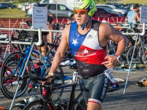 Tips for racking your bike for transition