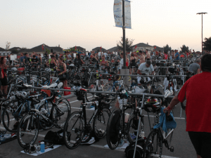 How to Remember Where Your Bike Is During Transition