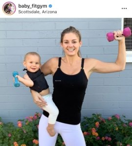 babyfit_gym top 5 fitness instagram accounts you need to follow