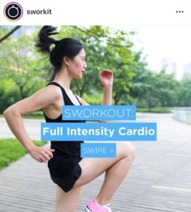 sworkit top 5 fitness instagram accounts you need to follow