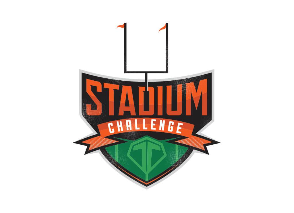 Stadium Challenge Logo
