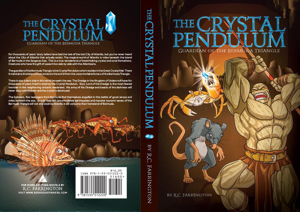 The Crystal Pendulum Villain Book Cover