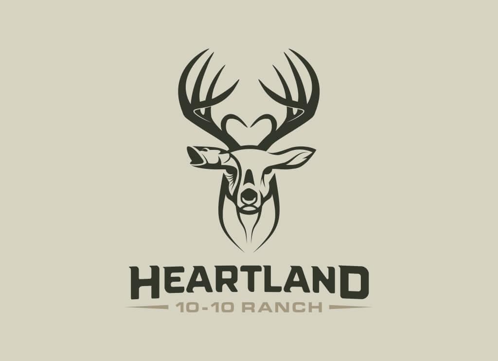 Heartland 10-10 Ranch Logo