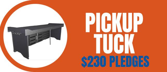 Pickup Tuck Rewards